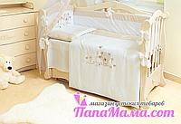 Детское постельное белье в кроватку 4в1 Twins Лето, фото 1