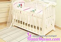 Детское постельное белье в кроватку 4в1 Twins Сова, фото 1