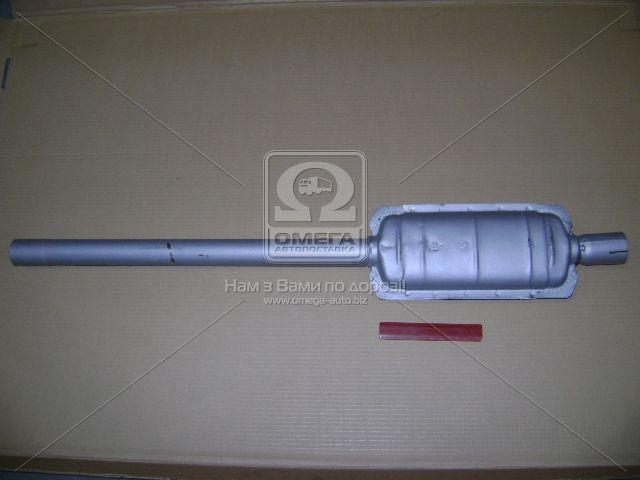 Резонатор МОСКВИЧ 412 сварной 1 кожух (Ижора). 412-1201110-01