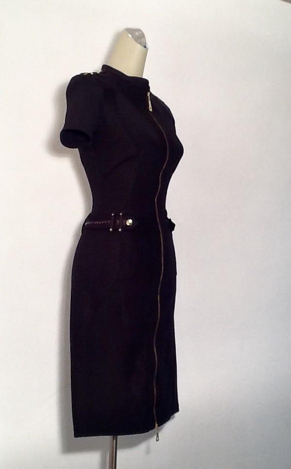 Платье Lasagrada летнее на молнии черное