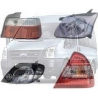 Прилади освітлення і деталі Ford Transit Форд Транзит 2006-2014