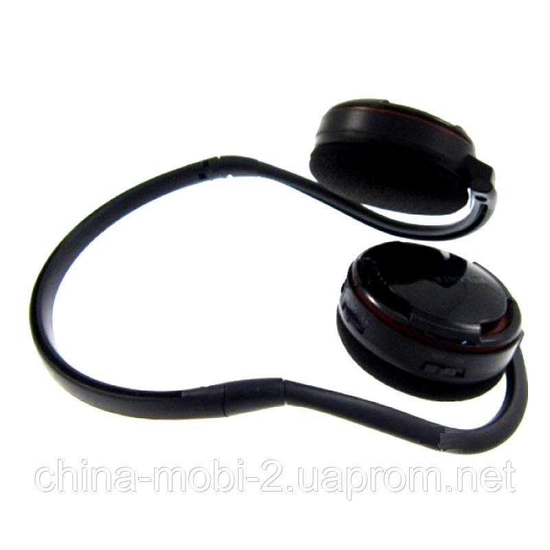 Беспроводные наушники ATLANFA AT-7606  с MP3 плеером и FM радио