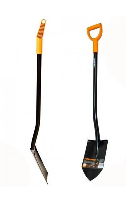 Лопата Fiskars штыковая Solid 131413