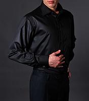 Черная мужская рубашка - Cerrutti