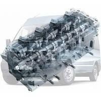Головка цилиндров Ford Transit Форд Транзит 2006-2014