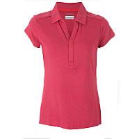 Женская блузка-поло SHADOW  TIME™  POLO коралловая AL6940 673