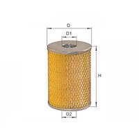 Масляный фильтр ALPHA FILTER Альфа 218 (МФ4-1017050)
