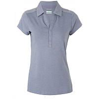 Женская блузка-поло SHADOW  TIME™  POLO сиреневая AL6940 548