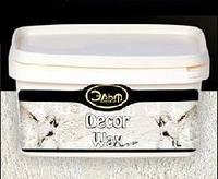 Decor-WAX  White - защитный воск с выбеленым эффектом