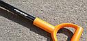 Лопата совковая шуфля Fiskars Solid 132403, фото 4