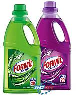 Гель для стирки цветного белья Formil 1.5л.
