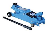 Домкрат UN825010C Unitraum подкатной 2 т Н=89-359 мм низкопрофильный с поворотной ручкой
