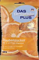 Глюкоза Das gesunde Plus Traubenzucker 100 г/40 шт