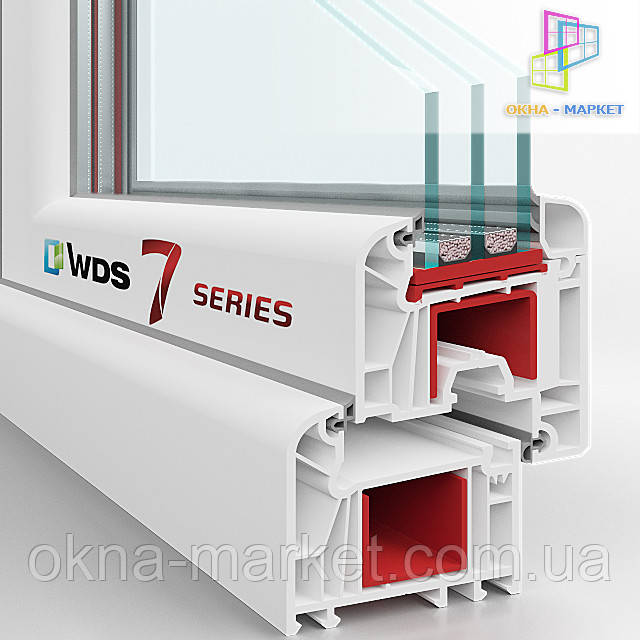 ПВХ система WDS 8 series