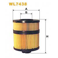 Масляный фильтр WIX WL7438