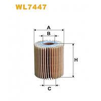 Масляный фильтр WIX WL7447