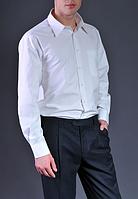 Мужская белая рубашка - Armani Collezioni