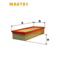 Воздушный фильтр WIX WA6781