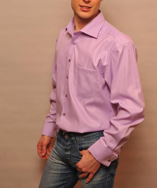 8e3bbb43e9d09b3 Мужская сиреневая рубашка - Gucci: продажа, цена в Одессе. рубашки ...