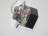 Врезной светильник ACK 2581, 20W Хрусталь прозрачный, фото 1