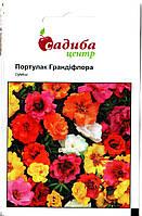 Семена цветов портулака смесь 0,02 г