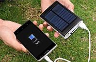 Внешняя батарея Power Bank Solar LED 20000mah
