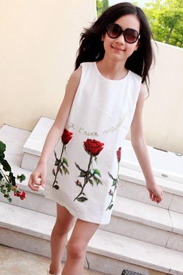 Платье для девочек и мам