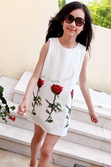 Платье для девочек и мам, фото 1