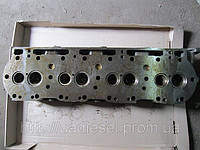 Головка блока цилиндров двигателя ЯМЗ-238 старого образца (реставрация)