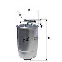 Топливный фильтр WIX WF8044
