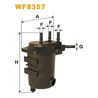Топливный фильтр WIX WF8357