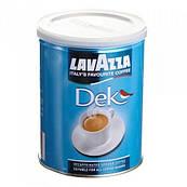 Мелена кава Lavazza Dek Ж/Б 250 гр