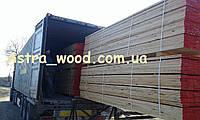 Обрезной пиломатериал на экспорт, доска необрезная и обрезная, Пиломатериалы на экспорт высокого качества