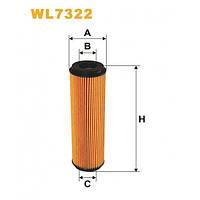Масляный фильтр WIX WL7322
