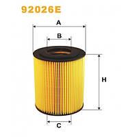 Масляный фильтр WIX 92026E