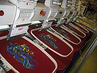 Машинная компьютерная вышивка