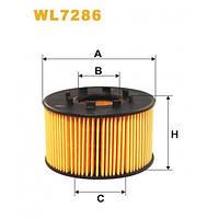 Масляный фильтр WIX WL7286