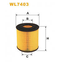 Масляный фильтр WIX WL7403