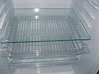 Стеклянные полочки для холодильника