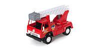 Пожарная детская машина