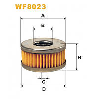 Топливный фильтр WIX WF8023