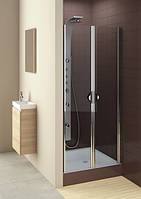 Душевые маятниковые двери Aquaform Glass 5 90 см 103-06357