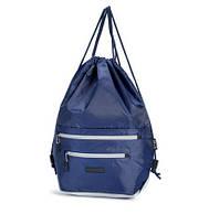 Рюкзак-мешок спортивный с плотным дном, фото 1