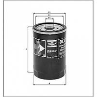 Масляный фильтр KNECHT OC 286