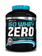 BioTech USA IsoWhey Zero 2270 g (Vanilla)
