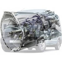 КПП Ford Transit Форд Транзит 2006-2014