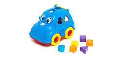 Детский развивающий автомобиль ЖУК с фигурками.