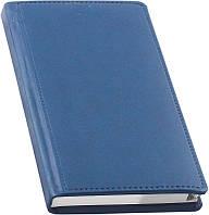 Книга алфавитная 92х182мм, 192 листа  BM.2502-02 (син)