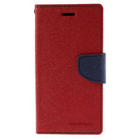 Чехол книжка Mercury Goospery Fancy Diary для LG Magna Y90 H502 Red