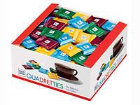 Коробка мини-шоколадок Ritter Sport Quadretties, 4 вида, 200шт., 1000г